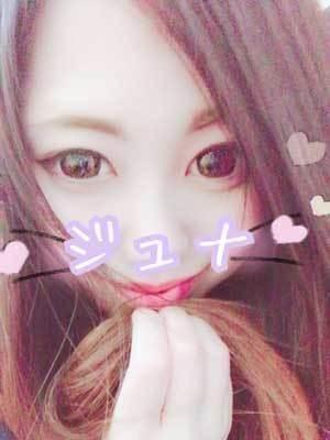 じゅな「こんばんわ☆彡」07/19(木) 18:25   じゅなの写メ・風俗動画