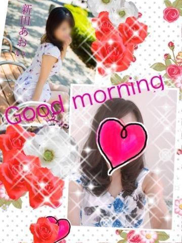 新田あおい「おはようございます☆」07/20(金) 09:52 | 新田あおいの写メ・風俗動画