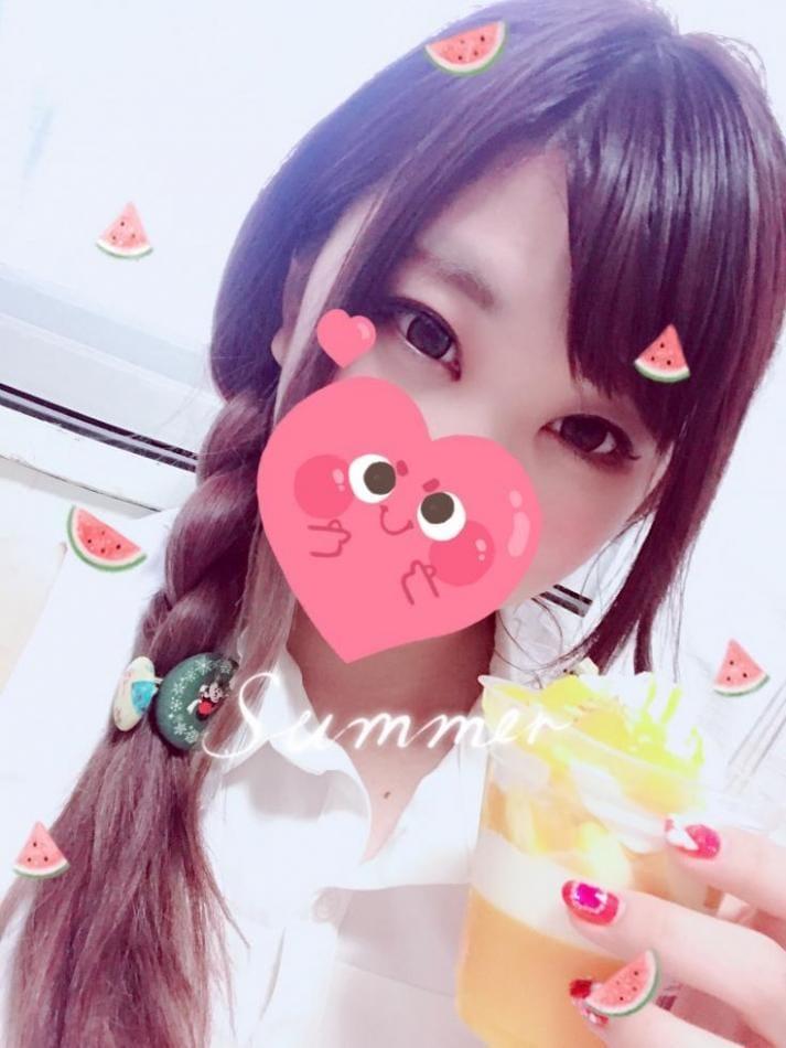 「パフェ〜♪」07/20(金) 21:00 | もかの写メ・風俗動画