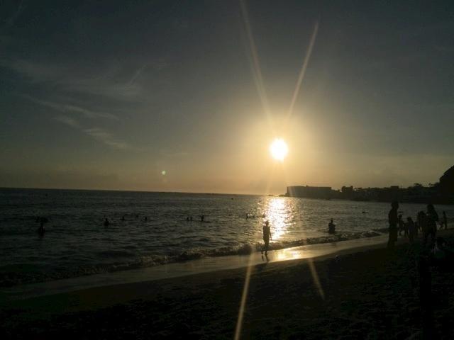 「綺麗な夕日でしょ」08/02(木) 20:52 | しおんの写メ・風俗動画