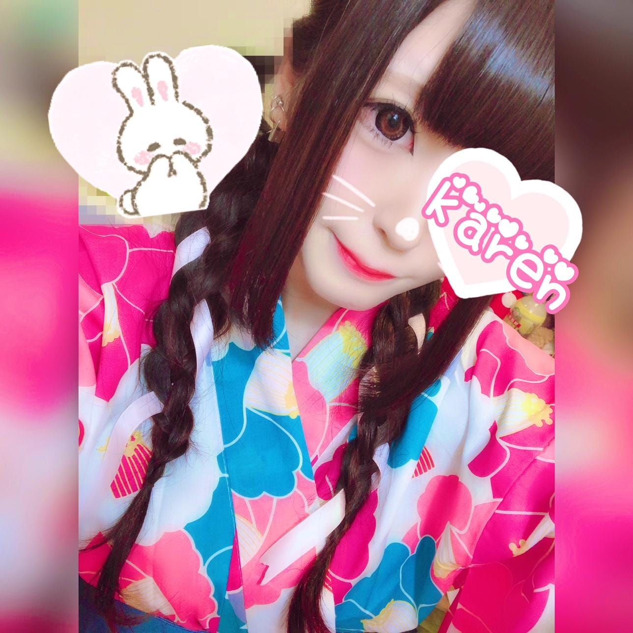 「おやすみψ(⃔ ・-・×)⃕↝」08/06(月) 05:05 | かれんの写メ・風俗動画