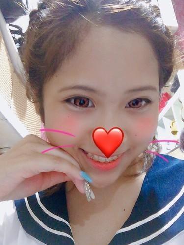 「なーちゃん予約ありがとう♡」08/10日(金) 19:01 | あげはの写メ・風俗動画