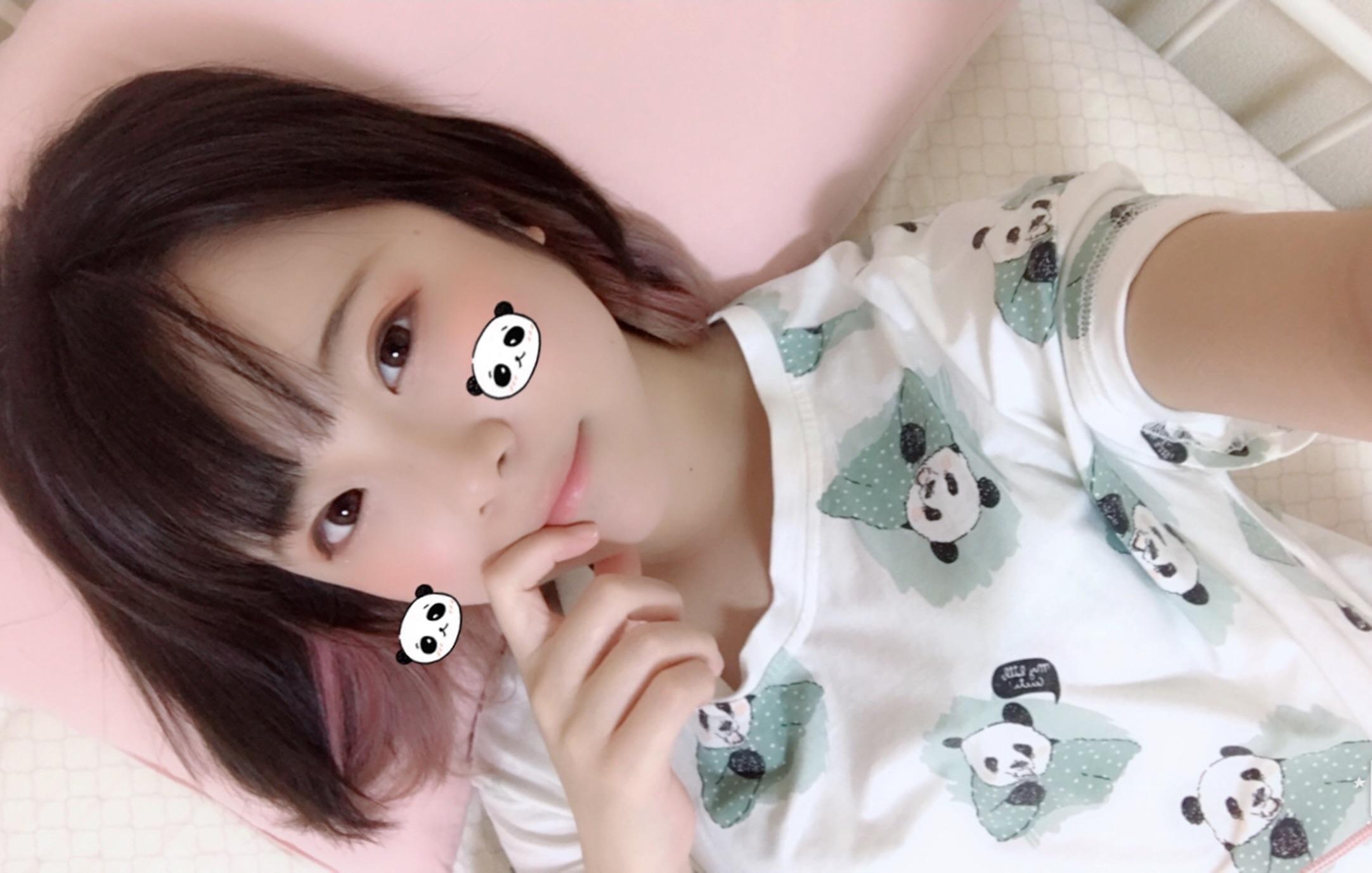 「ぱんだ〜」08/13(月) 22:14   みわの写メ・風俗動画