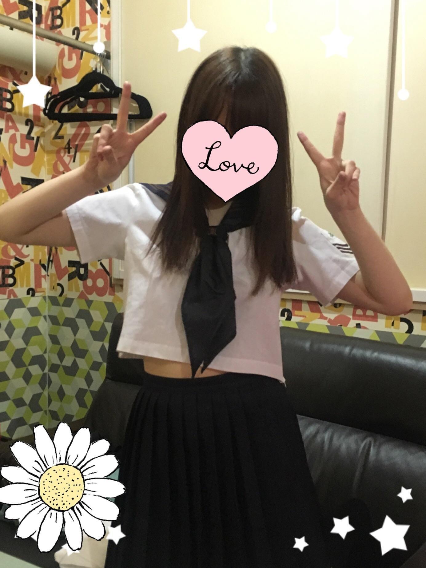 「登校したよん♡夏」09/02(日) 15:05 | あいの写メ・風俗動画