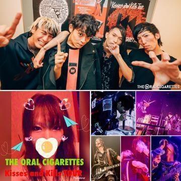 あおい「09/18 THE ORAL CIGARETTES-Kisses and Kills TOUR-at Zepp Tokyo✨」09/20(木) 12:11 | あおいの写メ・風俗動画