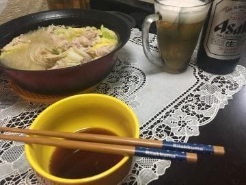 「鍋食べたぁ(*´ ? `*)」09/22日(土) 23:45 | 音無 すずかの写メ・風俗動画