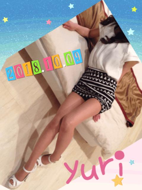 「>^_^<」10/09(火) 19:10 | ゆりの写メ・風俗動画