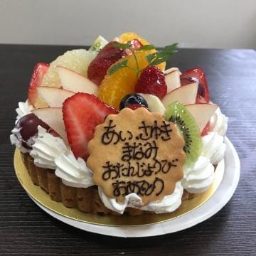 「ケーキ?」10/16日(火) 21:47   あいの写メ・風俗動画