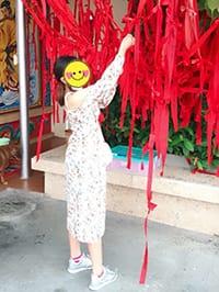 「パタヤちかくのお寺に行きました(^^)ノ」10/19(金) 18:15 | もえの写メ・風俗動画