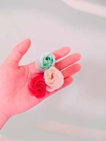 「お花の入浴剤??」10/23日(火) 23:30 | ちいの写メ・風俗動画