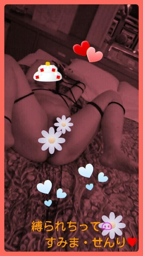 「御礼(´▽`*)3日福山ビジネスのY様へ♪」12/07(金) 05:52   せんり◇アナルが最高◇の写メ・風俗動画