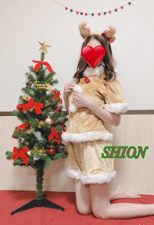 「クリスマス??」12/10日(月) 19:35 | しおんの写メ・風俗動画