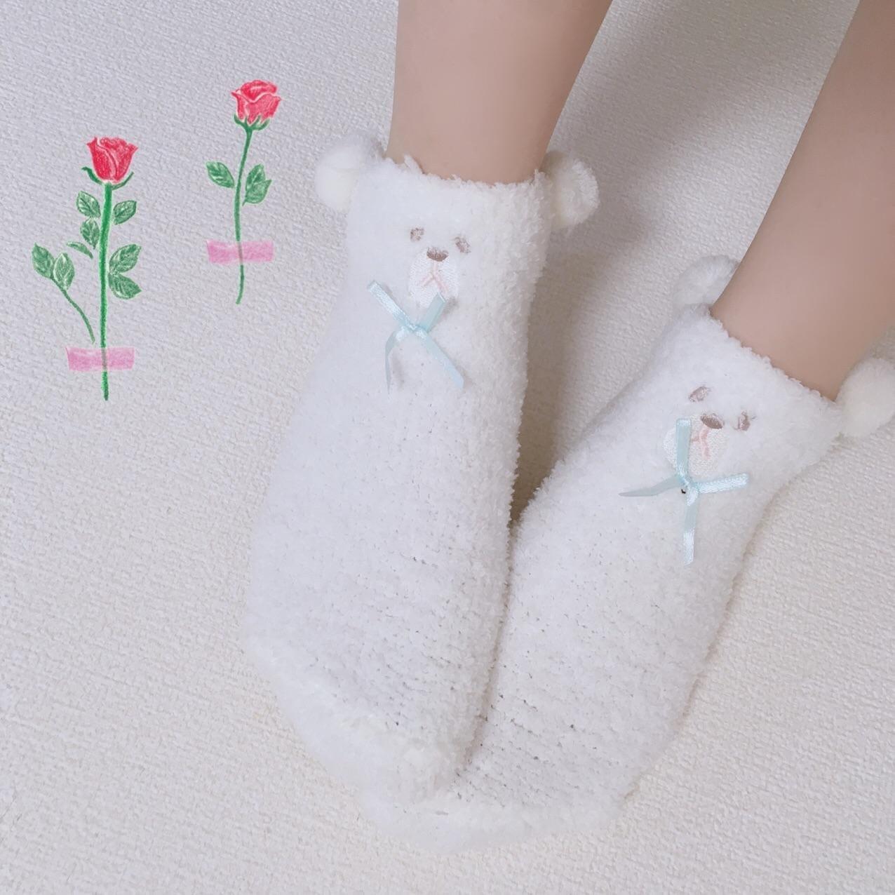 「もこもこ靴下?予定」12/12(水) 16:25 | ちえの写メ・風俗動画