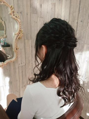 「本日の髪型は✳」12/15(土) 15:57 | ナッツの写メ・風俗動画