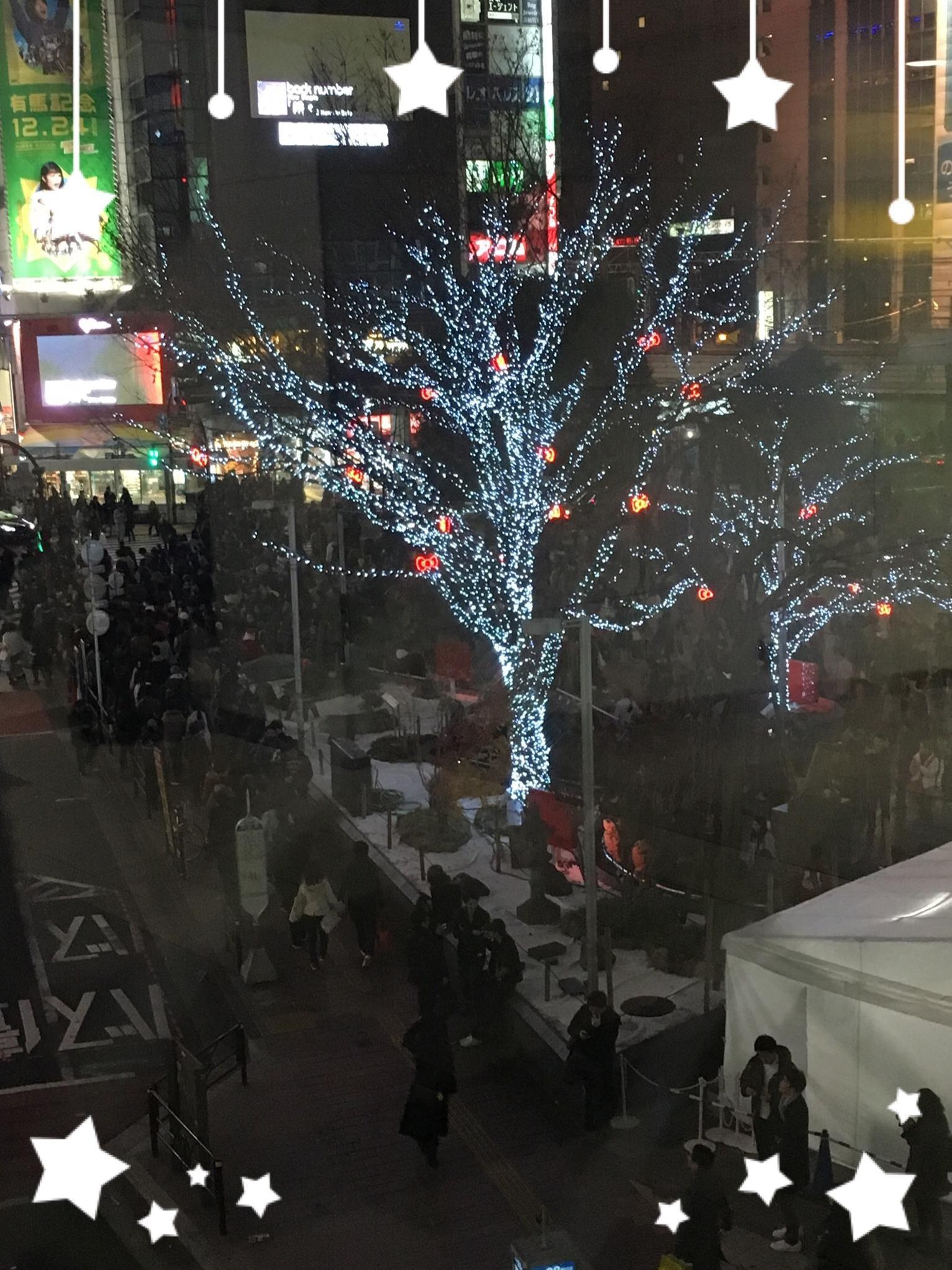「去年の渋谷」12/15(土) 18:08   広田の写メ・風俗動画