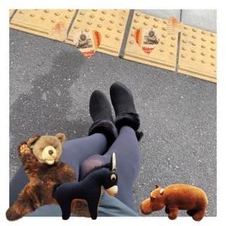 「出勤しま~す」12/18(火) 12:30 | ななせ◇超美脚のモデル妻◇の写メ・風俗動画