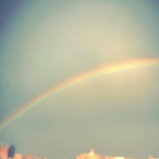 「虹(*^^*)」03/07(火) 16:54 | かおり【~若妻の都~】の写メ・風俗動画