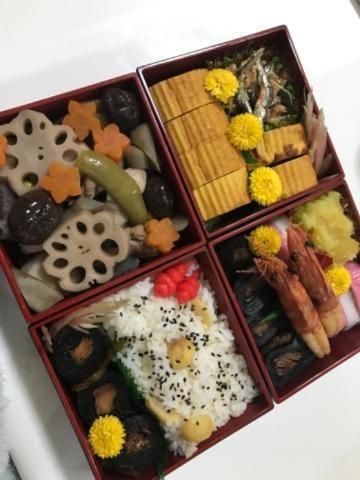 「おせち料理☆」01/06(日) 00:04 | メイの写メ・風俗動画
