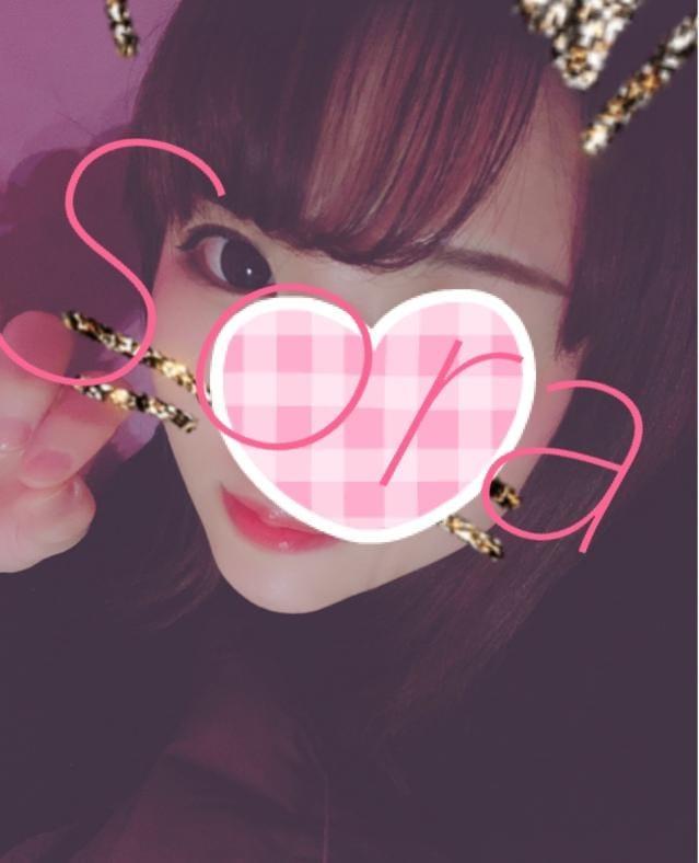 「1/13_おれい♪♪」01/14(月) 23:24 | そらの写メ・風俗動画