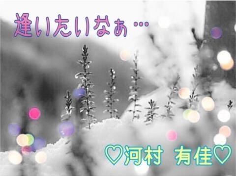 「1番☆」01/20日(日) 11:32   河村有佳の写メ・風俗動画