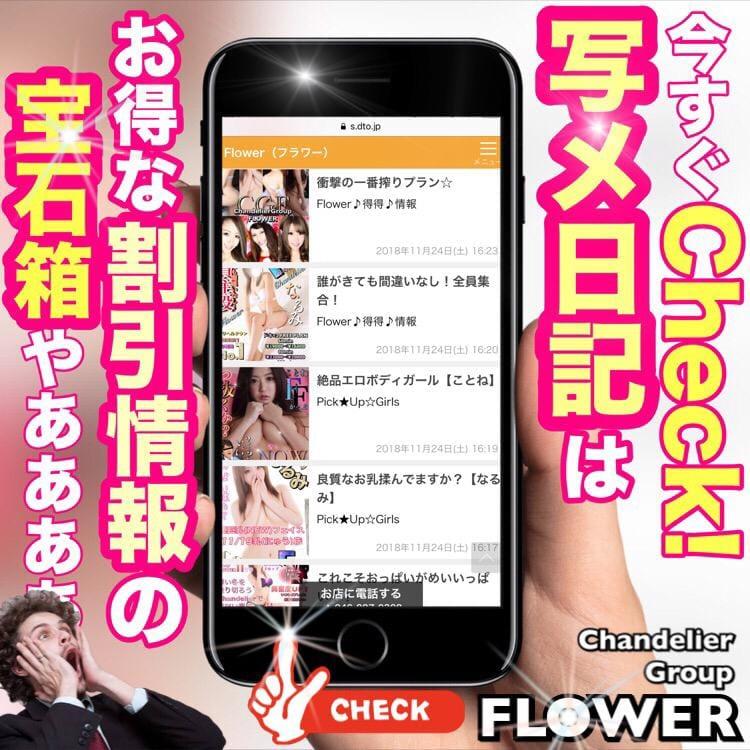 Flowerぶっ飛び得々情報♪「ほら!ここ見なきゃ!みてみて!」04/25(木) 00:53 | Flowerぶっ飛び得々情報♪の写メ・風俗動画