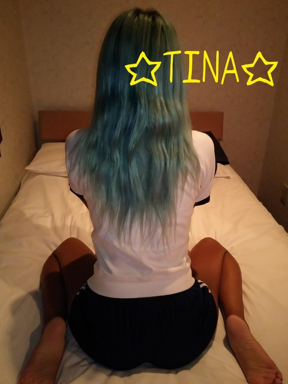 Tina ティナ「今日出勤するよ∩( ・ω・)∩」05/21(火) 12:53   Tina ティナの写メ・風俗動画