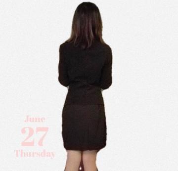 みく「新 リクルートスーツ」06/27(木) 00:33   みくの写メ・風俗動画