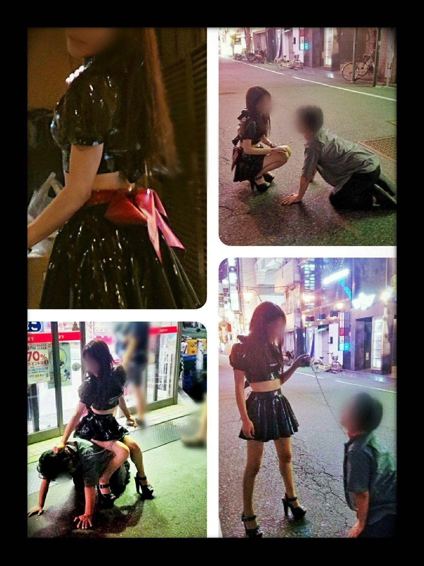 「お散歩」08/19(月) 00:40 | 上野いずみの写メ・風俗動画