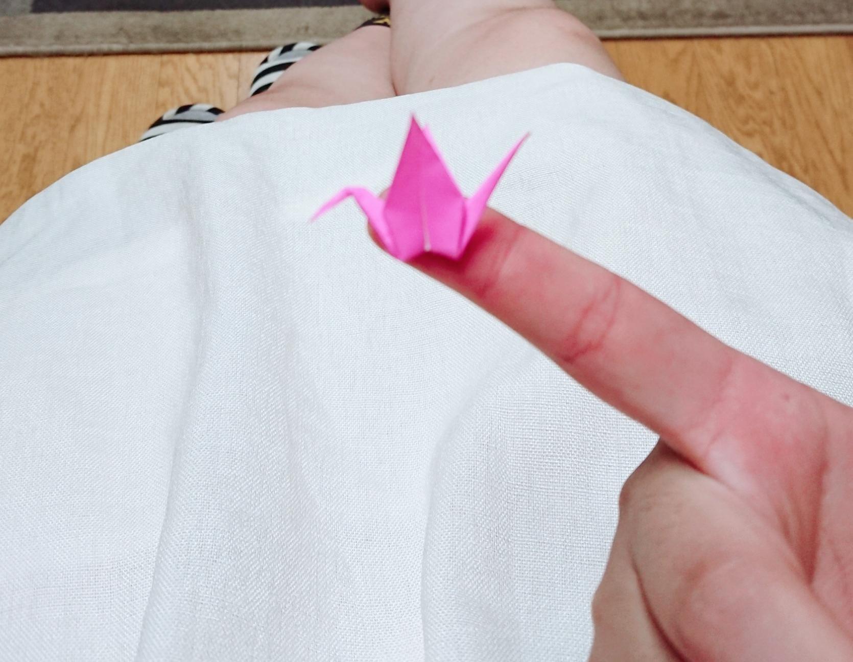「折り紙!」09/23(月) 21:31 | みおんの写メ・風俗動画