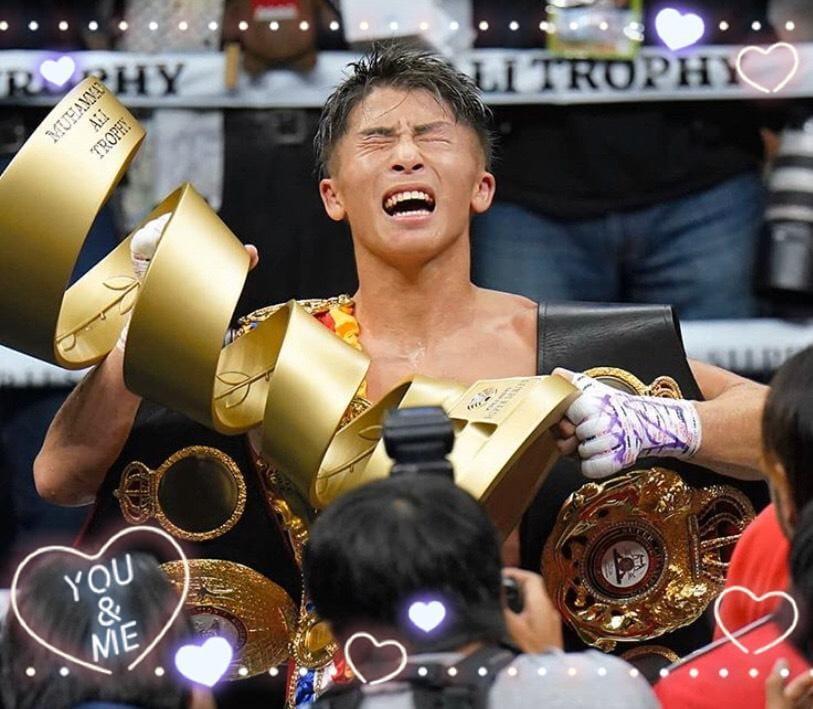 こころ「井上尚弥選手がドネア選手を判定で破って優勝しましたね♡♥」11/10(日) 19:46 | こころの写メ・風俗動画
