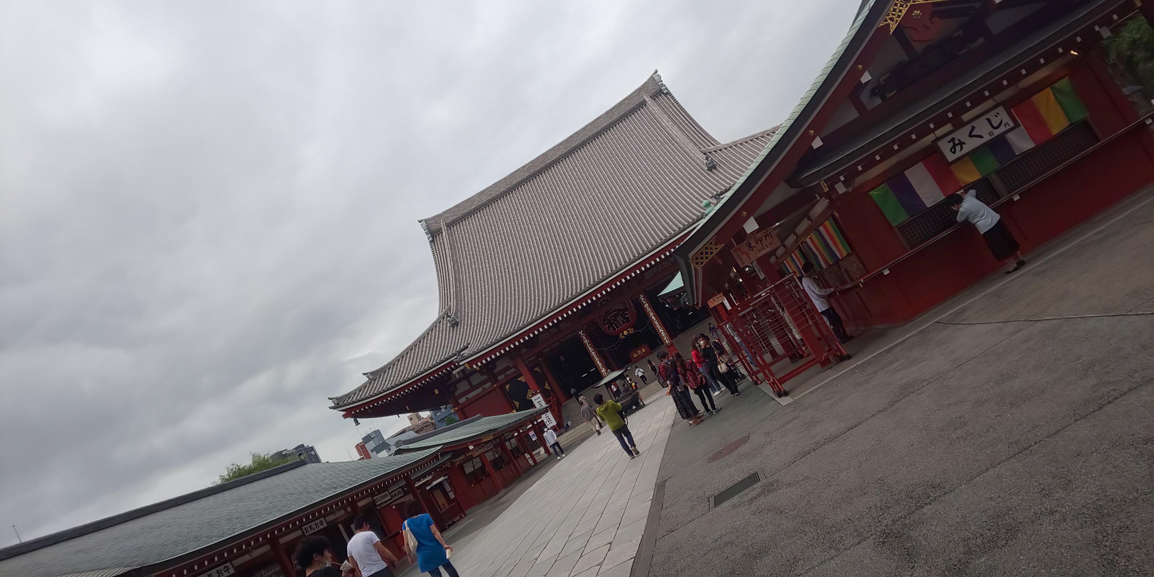 「浅草寺??」05/23(土) 14:13 | なみの写メ・風俗動画