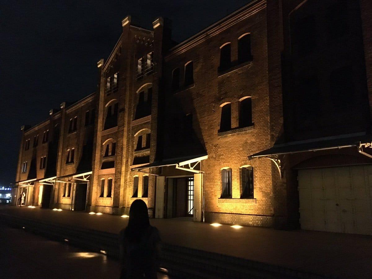 のあ「横浜の赤レンガ倉庫」09/15(金) 20:35 | のあの写メ・風俗動画