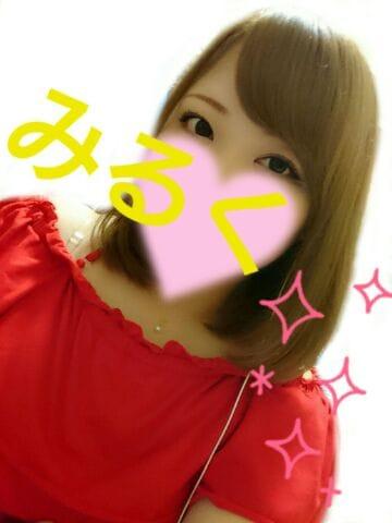 みるく「おはよー!!♪」09/22(金) 09:56   みるくの写メ・風俗動画