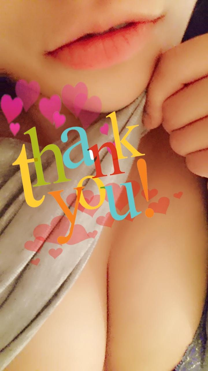 「Thank you☆」10/18(水) 23:36 | ゆき【元キャバ嬢】の写メ・風俗動画