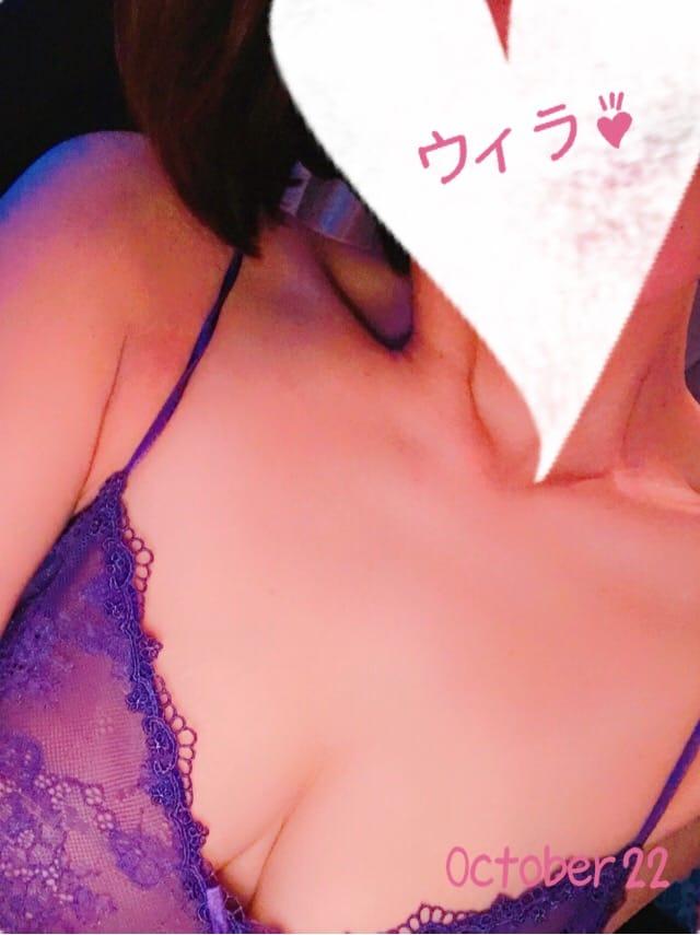 「ウィラ♪」10/22(日) 18:42   ウィラの写メ・風俗動画