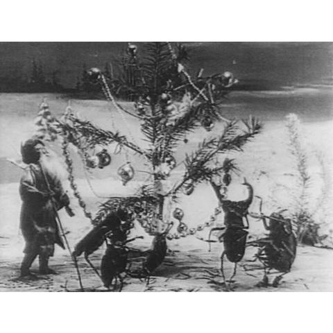 森の住民のクリスマス