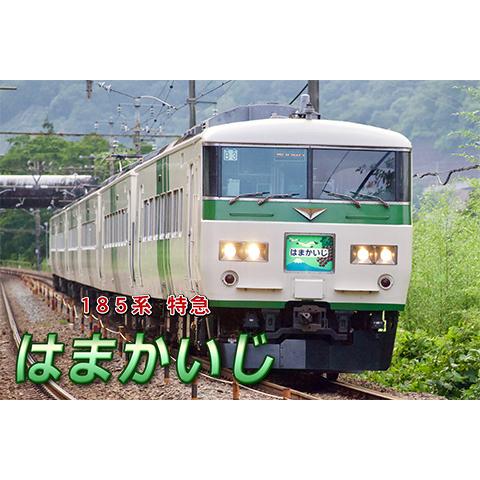 185系臨時特急はまかいじ【配信限定ver.】