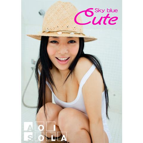 蒼井そらSpecial Movie「Sky blue ~cute~」