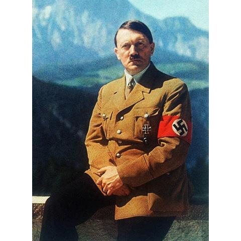 ヒトラーの密かな生活 資料映像