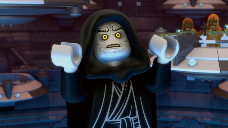 LEGO スター・ウォーズ/ニュー・ヨーダ・クロニクル コルサント襲撃