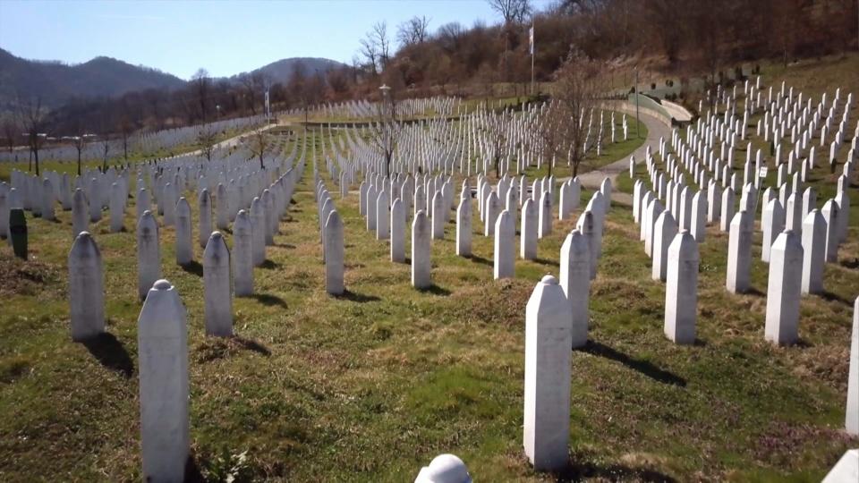 ボスニア内戦の爪痕/アワ・ワールド 世界は今|dTV公式‐12万作品が見放題