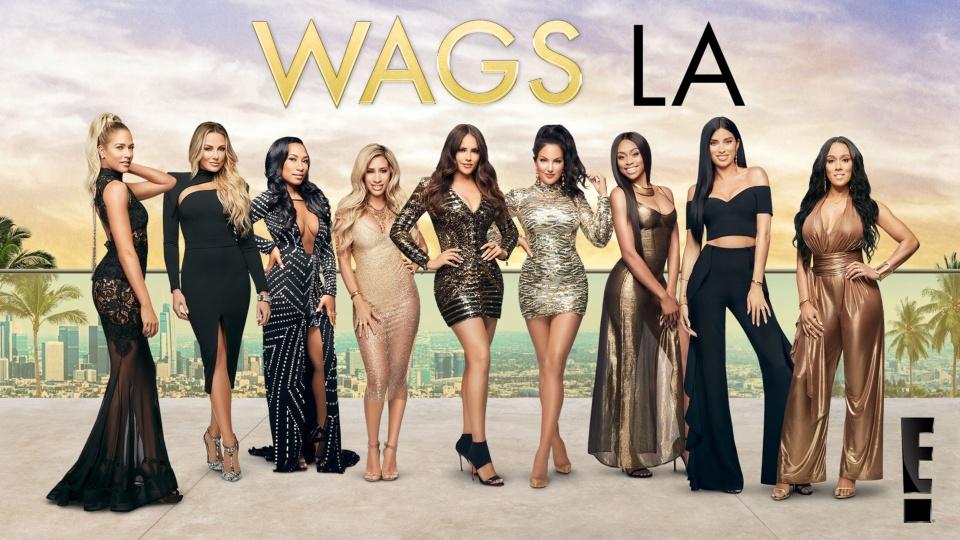 WAGS - スター選手のカノジョたち シーズン3|dTV公式‐12万作品が見放題