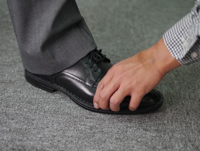 適合自己的鞋-物理治療師