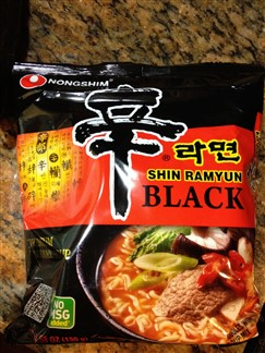 Korean Ramyeon