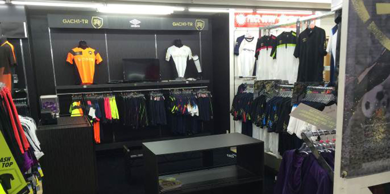 UMBROより中高生向け高強度シャツ「ガチトレ プラクティスシャツ」が新発売