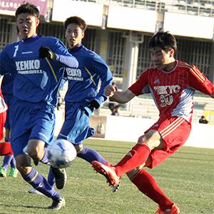 2回戦 帝京第三vs山口県鴻城