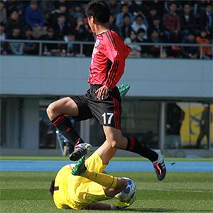準々決勝 東福岡vs駒澤大高