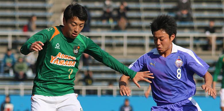 [第94回全国高校サッカー選手権大会]<br>準々決勝 青森山田vs富山第一 MATCH REPORT