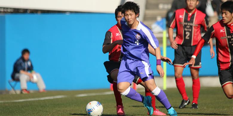 [第94回全国高校サッカー選手権大会]<br>3回戦 富山第一vs矢板中央 MATCH REPORT