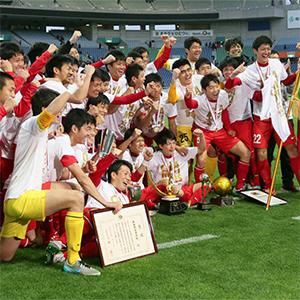 準々決勝 國學院久我山vs青森山田